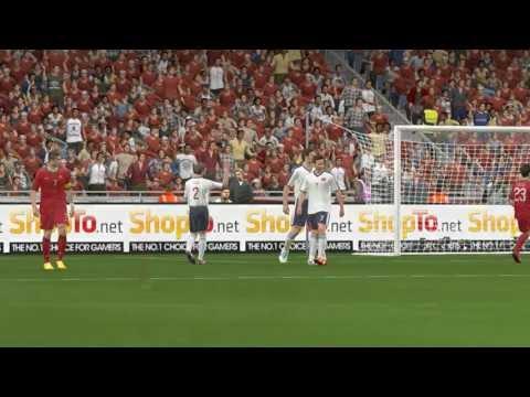 PES 2014: Portugal vs Norway (1/4 Finals Euro 2016)