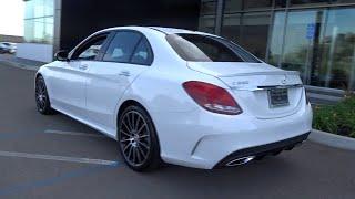 2016 Mercedes-Benz C-Class Pleasanton, Walnut Creek, Fremont, San Jose, Livermore, CA 32875