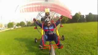 TURKISH Paramotor PILOT SEBO