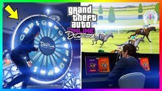 GTA 5 Online The Diamond Casino & Resort DLC Update - NEW BUSINESS! How To Make Money, Chips & MORE!