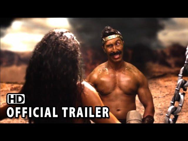 JACKHAMMER Official Trailer (2014) HD