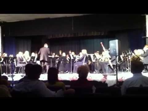 Mars Hill Bible School Rhythm in Blue Band