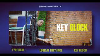 "[FREE] Key Glock Type Beat ""Look At They Face"" 