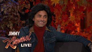 How John Stamos Met His Wife