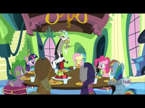 My Little Pony Friendship Is Magic Season 3 Episode 10 Keep Calm and Flutter On