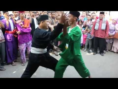 PALANG PINTU PILAR JAGUR (Marriage Culture & Martial Arts Betawi Culture)