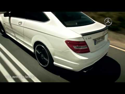 Cool Mercedes commercial - C63 AMG coupe 2012 / Coole Mercedes-Benz C63 AMG Werbung