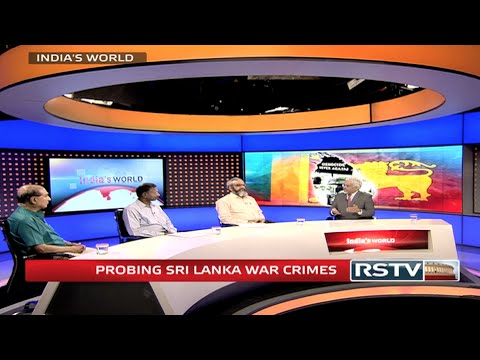 India's World - UN report on Sri Lanka War Crimes