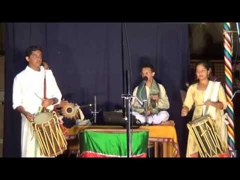 Yakshagana — Jugalbandi Peetike – Kum.Apoorva & Master Amogha Photo Image Pic
