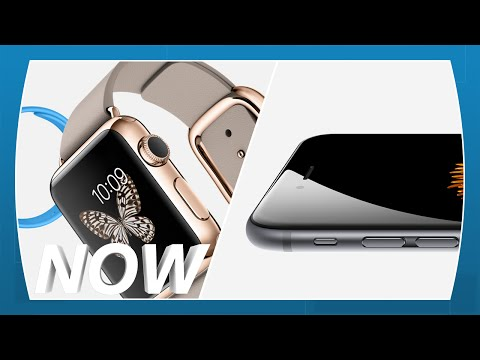 NOW - Apple Watch & iPhone 6 Announced