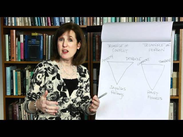 Intensive Short-Term Dynamic Psychotherapy Part 4