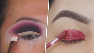 13 EYELINER TUTORIALS & TIPS 🌻 BEST EYE MAKEUP IDEAS & LOOKS | Compilation Plus