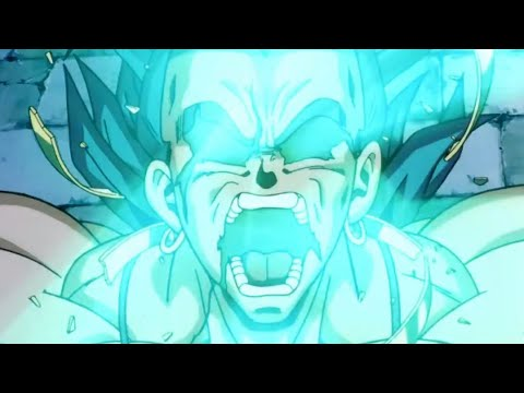 Broly's Legendary Super Saiyan Transformation video