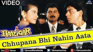 download lagu Chhupana Bhi Nahin Aata Baazigar gratis