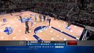 Durant vs rondo H.O.R.S.E HD