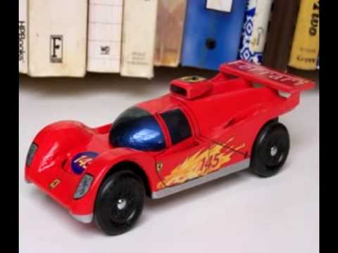 Fast Pinewood Derby Car Ideas Amazing Pinewood Derby Cars - YouTube