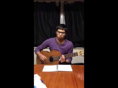 Binod Baraili- Maile Aankhako Bhaka Bujhina - Bhakta Raj Acharya Cover video