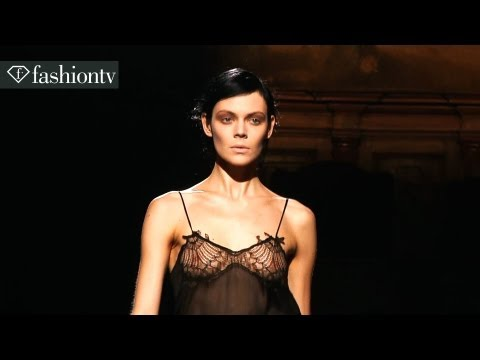 Models - Kinga Rajzak - Top Model on the Spring 2012 Fashion Week Runways   FashionTV - FTV