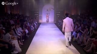 Anju Modi | Lakmé Fashion Week Summer/Resort 2014