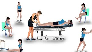 Exercises for Ankle Joint Ligament Injury & It