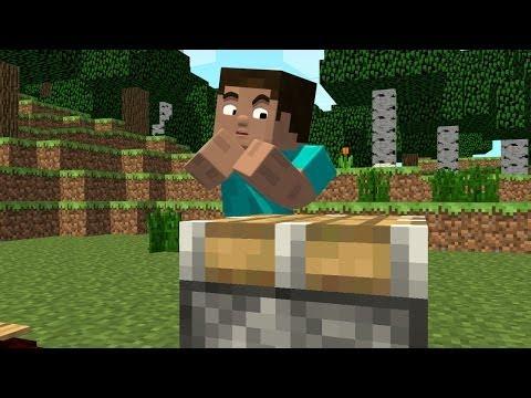 Piston Glitch - Minecraft Animation