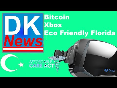 Facebook buys Oculus Rift? Turkey Bans YouTube and Obama's ACA - DKNews with 8byte