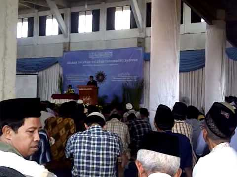 Qiroah Qur'an At  Jalsa Salana Gondrong   Banten   Indonesia 2012 video