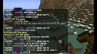 Minecraft Tutoriál Admin Príkazy TheLetsPlaySK Part2