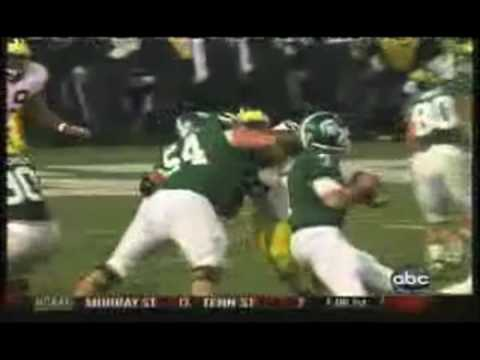 Mark Dantonio will return MSU football to GLORY. Short highlight reel of Michigan State Football of years passed. Star players include Jehuu Caulcrick, Javon...