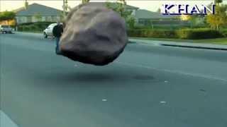 Batu terapung Floating rock Pedra flutuante khuda ke qudrat mojza new 2012 HD HQ