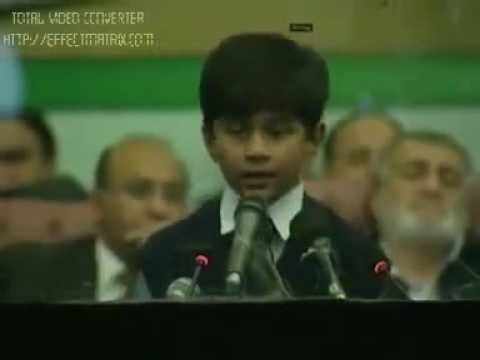 Proud Of Pakistan Taqreer video