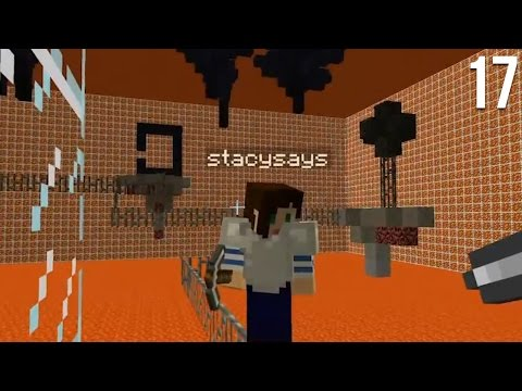 A Hidden Portal- Minecraft Diversity 2 W  Stacy Ep 17 video