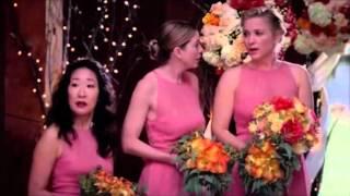 Jackson stops April's wedding - Greys Anatomy