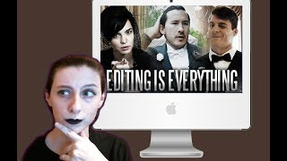 """REACTING TO """"Anxiety"""" & """"Who Killed Markiplier"""" 