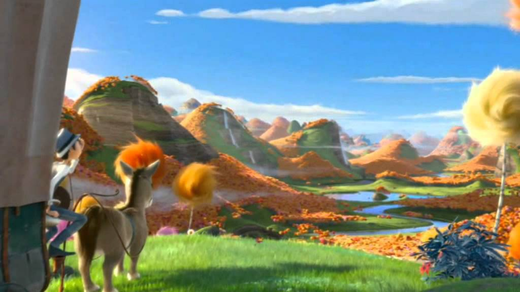 The Lorax And Easter Island Essay