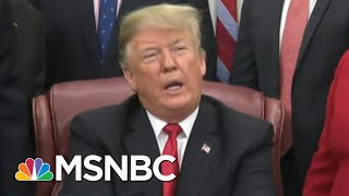 Buzzfeed Reporter: President Trump Directed Michael Cohen To Lie To Congress   The Last Word   MSNBC