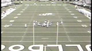 1991 - Texas @ Mississippi State