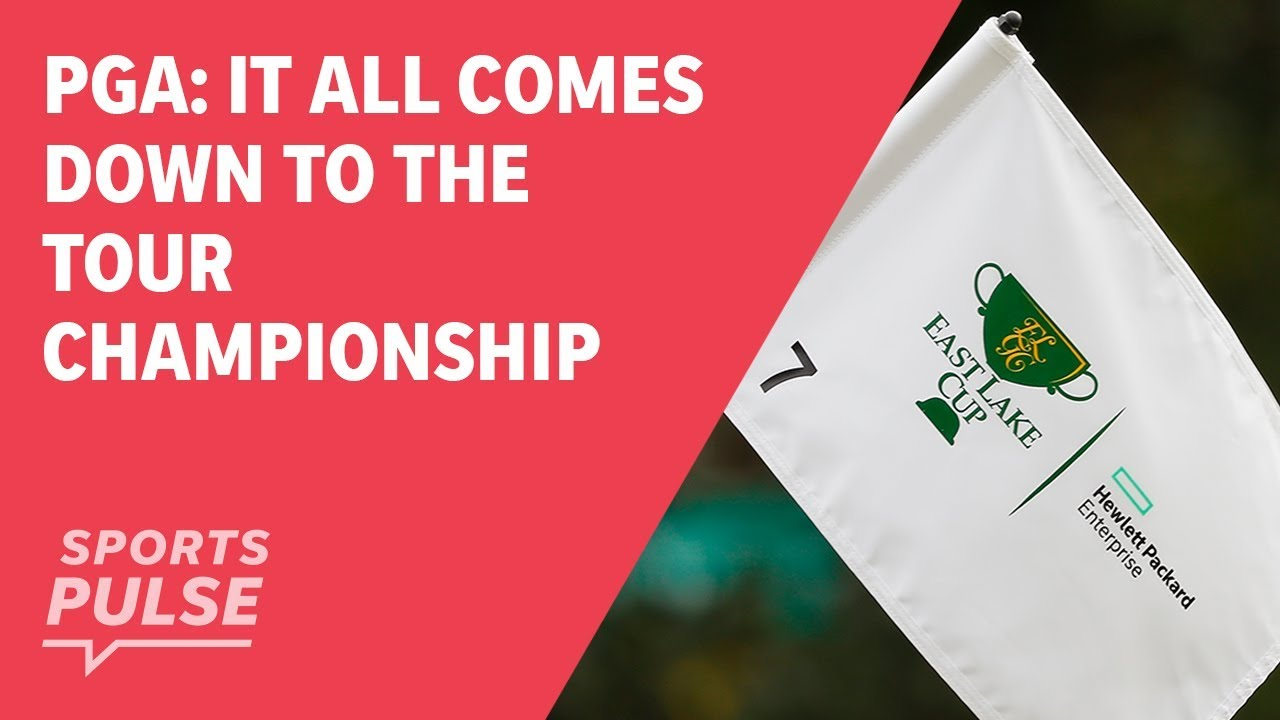 PGA: It all comes down to the Tour Championship