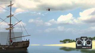 """Windy Pirate Bay"" with a Spritzer (4-Stroke Nitro) in RealFlight G5.5 by Valtarys"
