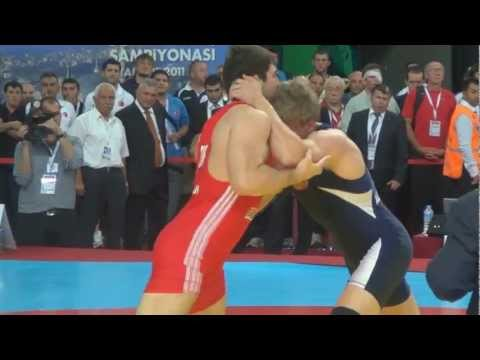 2011 Istanbul World Greco Roman Wrestling Championship Image 1