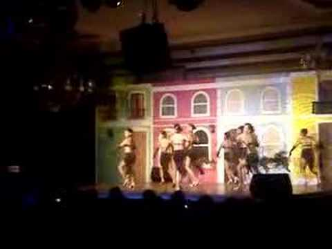 Liz Quesada Dancers @ Puerto Rico Salsa Congress 2007 Video