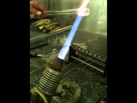 Beginner excercizes for flameworking glass