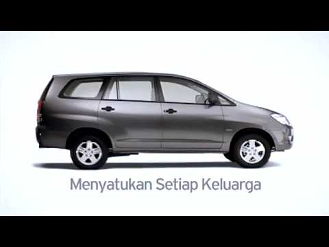 Toyota kijang innova tvc