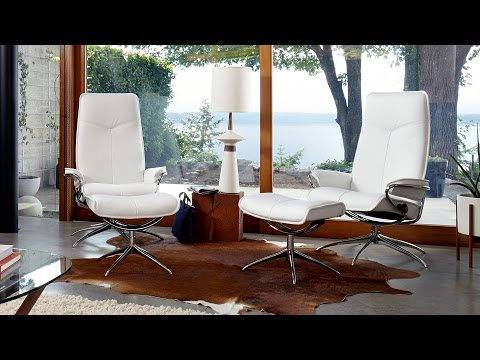 Stressless Recliners & Sofas: From This Fjord