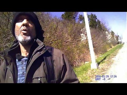 BODY CAM VIDEO: Glendale officer shoots knife-wielding man on I-75