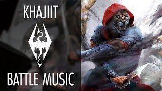 Blade and Dagger | Khajiit Battle Music | Elder Scrolls inspired War Music