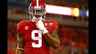 Top Three Running Backs in College Football of 2017