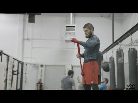 Anatomy of UFC 223: Episode 2 - Khabib Nurmagomedov's Check-In Day