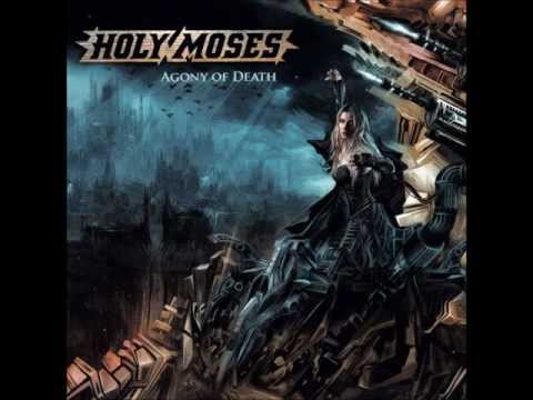 Agony Of Death - Holy Moses Full Album