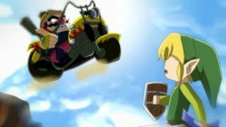 Super Smash Bros. Animated Teaser